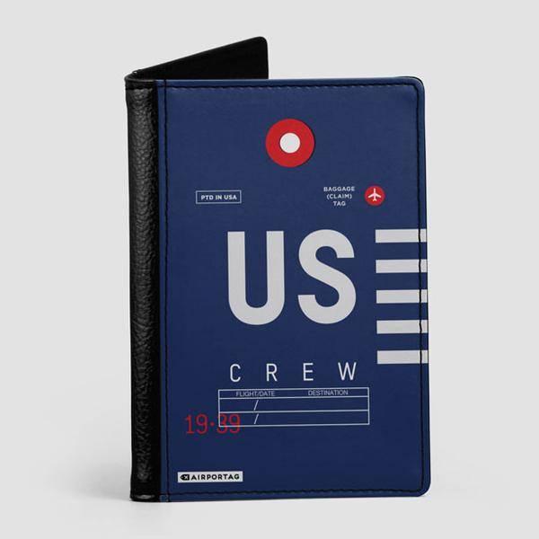 RIMOWA(リモワ)スーツケース AIRPORTAG パスポートカバー US画像